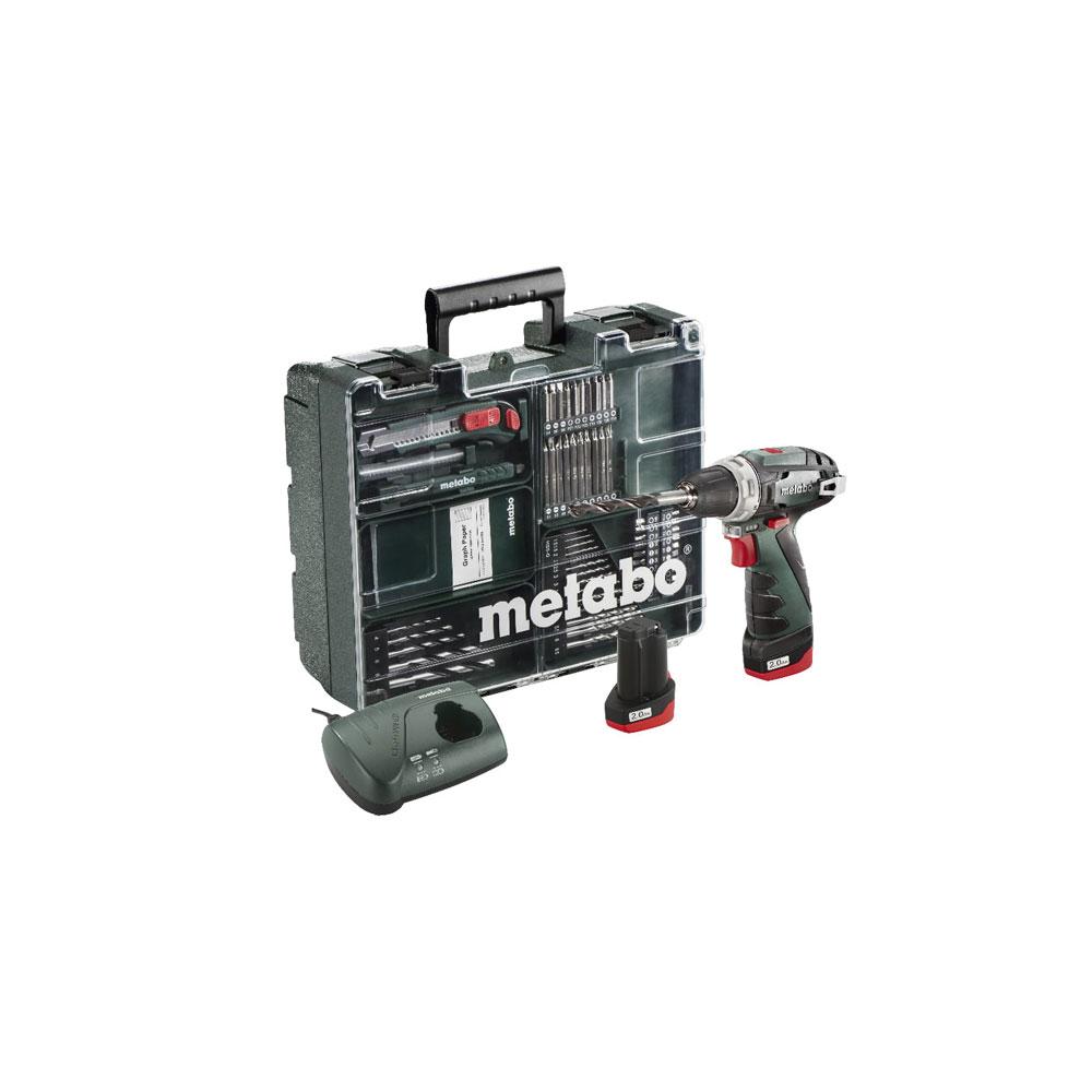 Mobilus-rinkinys-Metabo-PowerMaxx-BS